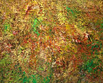 NATURE 2008 acrylic on canvas 48x60